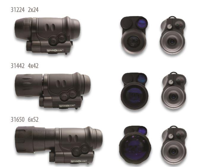 visores nocturnos lensolux
