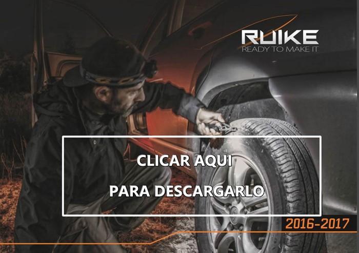 Catalogo 2016-2017 Cuchillos Ruike