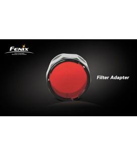 Filtro Rojo Para Linternas Led Fénix Pd30, Pd20, Ld20, Ld10, Ld12, Ld22, Pd22, E25