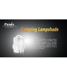 Difusor Camping Gas para LD22, LD12 Diámetros de cabezal de 21-23 mm