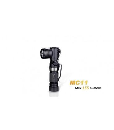 Linterna Led Fénix en Angulo MC11 155 lumens y 4 modos