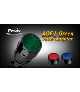 Filtro Verde Para Linternas Led Fénix FD41, RC20 y LD41 REF.AOF-L(Green)