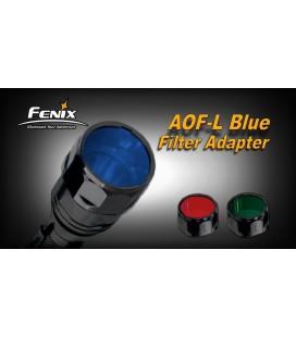Filtro azul Para Linternas Led Fénix FD41, RC20 y LD41 REF.AOF-L (blue)