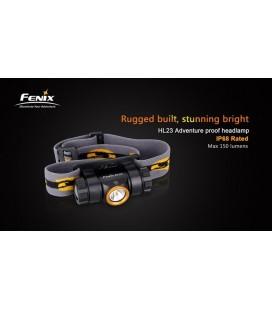 Frontal Fénix Hl23 Con 150 Lumens Y 3 Modos