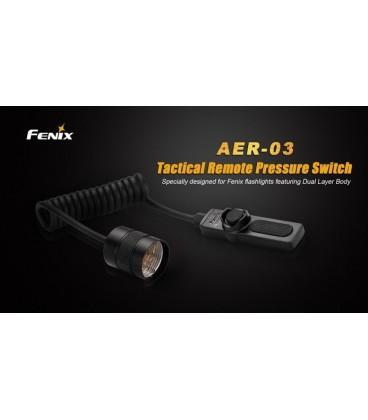 Pulsador remoto Fénix para TK25RED. TK25IR, TK16, TK32 y TK20R (edición 2015) Ref. AER-03