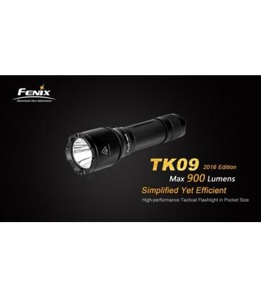 Linterna Led Fénix Tk09 900 Lumens Y 3 Modos + Estrobo