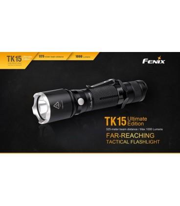 Linterna Led Fénix Tk15-UE 1000 Lumens Con 5 Modos