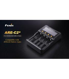 Cargador Fenix Are-C2+, Apto Para Multiples Baterias