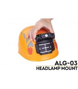 Accesorio Fenix para acoplar el HL60R / HL55 a cascos Ref. ALG-03