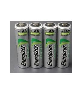 Célula Ni-MH AA Recargable Energizer Precargada-1.2V-2Ah - sin embalaje (a granel) Precio para 4 unidades