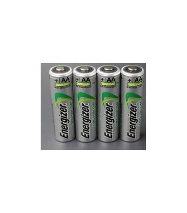 Célula Ni-MH AA Energizer Precargada-1.2V-2Ah - Embalaje Retractil 4 unidades
