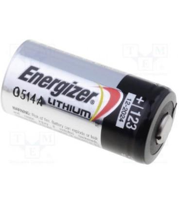 Pila de litio 3.0V - Energizer (2/3A)