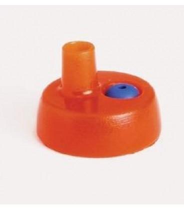 Adaptador de silicona para botellas del tipo SIGG, Laken o otras botellas de aluminio.