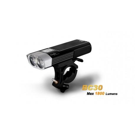 Foco Bici Led Fénix Bc30 1800 Lumens, 5 Modos Y Flash
