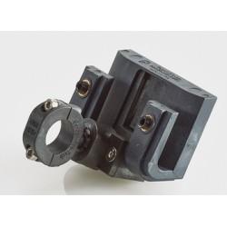 Adaptador para cascos para linterna de 12,8 - 15 mm diámetro como WF05E y E05