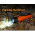 Linterna Led Fénix WF11E Intrínsecamente segura con 200 lúmenes