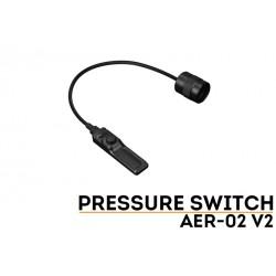 Pulsador remoto Fenix AER-02-V2.0 UC35V2, FD41, TK15-UE, PD35, PD32, FD30, TK09-N, REF. AER-02