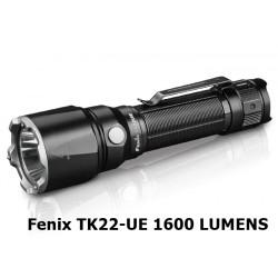 Fenix TK22-UE 1600 Lumenes (batería ARB-L21-5000U incluida y cable de carga)
