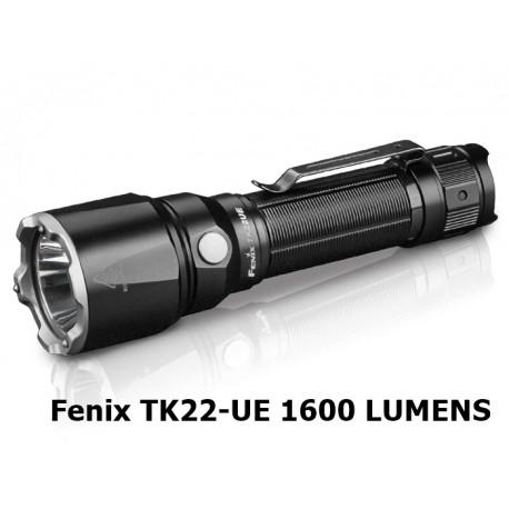 Fenix TK22-UE 1600 Lumenes (batería ARB-L21-5000U incluida)