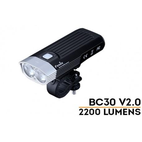 Foco Bici BC30-V2.0 2200 Lumenes (no incluye baterías)