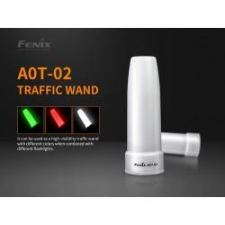 Cono blanco Fenix AOT-02 para TK26R, RC20, TK22-UE, TK22-V2.0, FD41