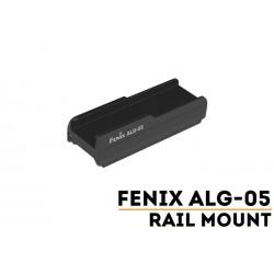 Fenix ALG-05 Soporte de Rail para pulsadores remotos
