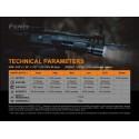 interna Fénix TK16-V2.0 3100 lúmenes (incluye batería recargable por Type-C 21700)