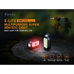 E-LITE SUPER MINI EDC MULTIUSOS