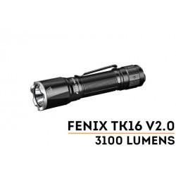Linterna Fénix TK16-V2.0 3100 lúmenes (incluye batería recargable por Type-C 21700)
