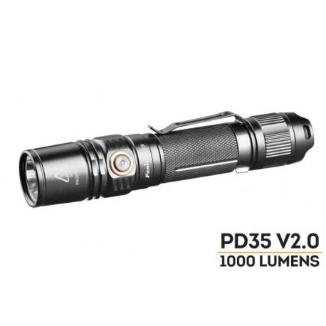 Linterna Fénix PD35V2.0 1000 lúmenes