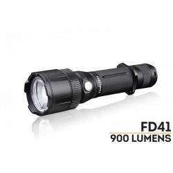Linterna Led Fénix enfocable FD41 900 Lumens Y 5 Modos Regalamos batería ARB-L18-2600U