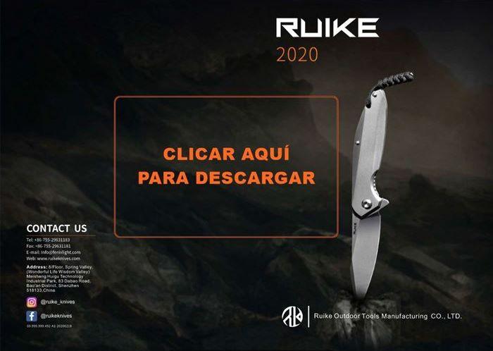 Catalogo ruike 2020